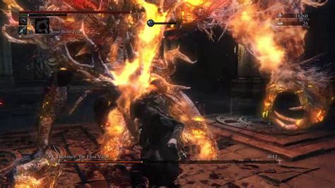 Bloodborne - Laurence, the first Vicar EASY METHOD - YouTube