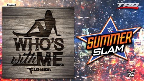 """WWE: SummerSlam 2016 - """"Who's With Me"""" - 1st Official"""