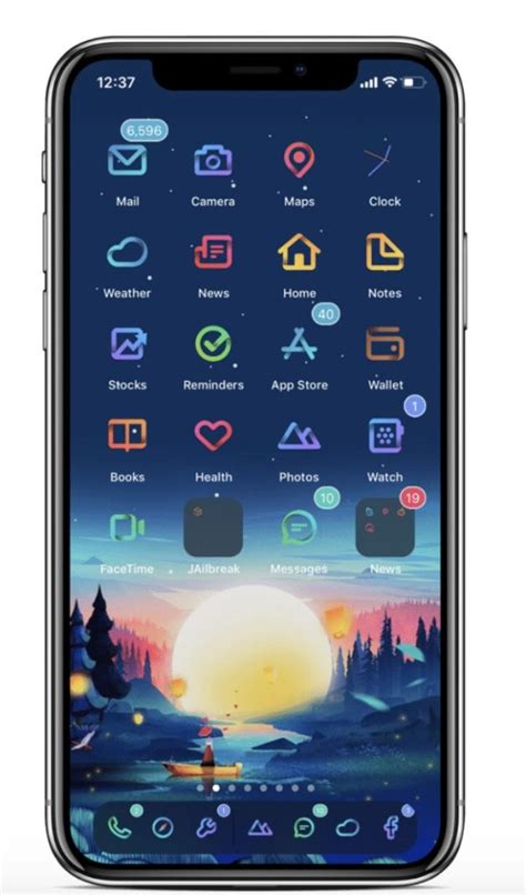 Best Free Winterboard and Sn0wBoard Themes for iOS 12 - 12