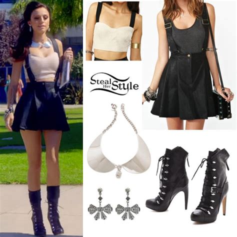 Cher Lloyd: Oath Music Video Outfit | Steal Her Style