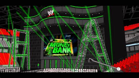 WWE Money in the Bank (Stage Concept) - YouTube