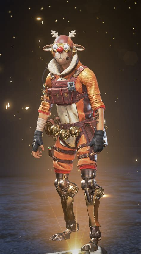 Here are all the new legend skins included in Apex's Holo